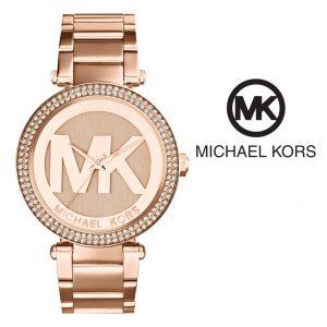 Watch Michael Kors® Parker Rose Gold | 10ATM