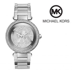 Relógio Michael Kors® Parker Silver Crystal I 5ATM