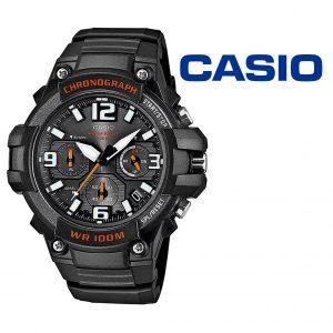 Relógio Casio® MCW-100H-1AVEF Laranja