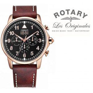 Relógio Cerruti 1881® Terra Cronógrafo | 5ATM