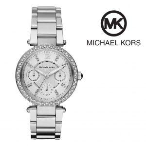 Relógio Michael Kors® Mini Parker Prateado | 10ATM