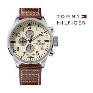 Relógio Tommy Hilfiger® Multi-Function Beige | 5ATM