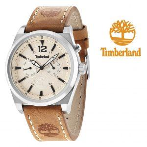 Relógio Timberland® Brant Beige | 5ATM