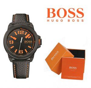 Relógio Hugo Boss Orange®New York Black | 3ATM
