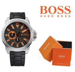 Relógio Hugo Boss Orange® New York Stainless Steel | 3ATM