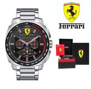 Relógio Ferrari®Scuderia | Aero Evo Read Chronograph Quartz Movement