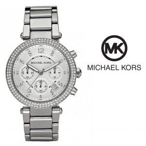 Relógio Michael Kors® Parker Silver Dial   - PORTES GRÁTIS