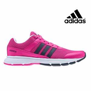 Adidas® Sapatilhas Cloudfoam City | Rosa e Preto