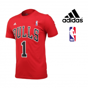 Adidas® T-Shirt NBA Chicago Bulls