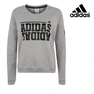 Adidas® Camisola Dance Cinza | Tecnologia Climalite®