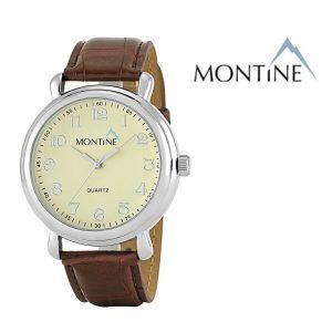 Relógio Montine® Brown & Cream Dial