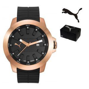 Relógio Puma® Drill Black | 10ATM