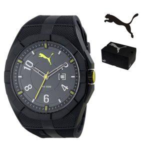 Relógio Puma® Iconic Black | 10ATM