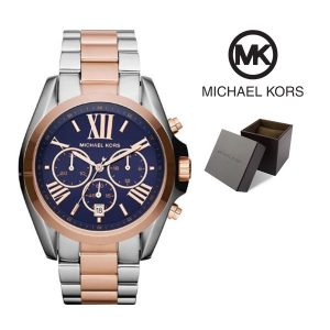 Relógio Michael Kors® Bradshaw Chronograph Blue Marine | 5ATM