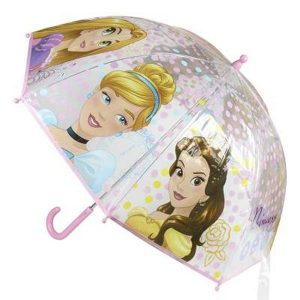 Guarda-chuva Bolha Princesses Disney