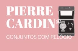 Pierre Cardin® Joyería Conjuntos Con El Reloj