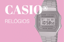 Relógios Casio®
