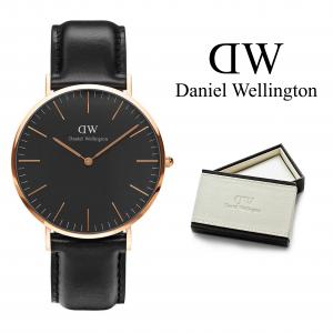Daniel Wellington® Relógio Classic Black DW0100127 | 3ATM