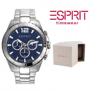 Relógio Esprit® Men's Watch Chronograph | 10ATM
