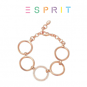 Esprit® Pulseira Peribess Rose Gold
