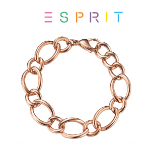 Esprit® Pulseira Links Rose Gold