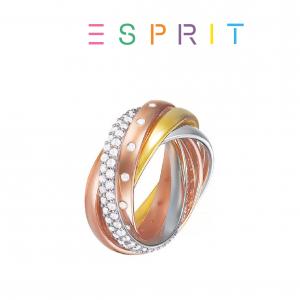 Esprit® Anel Multicolor com Cristais | 21mm