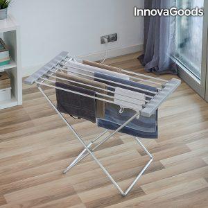 Estendal Elétrico InnovaGoods Home Houseware | 8 Barras