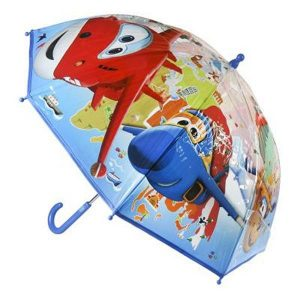 Guarda-chuva Bolha Super Wings