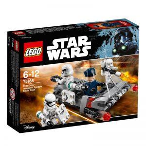 Lego® Pack de Batalha Deslizante de Transporte First Order | Lego Star Wars