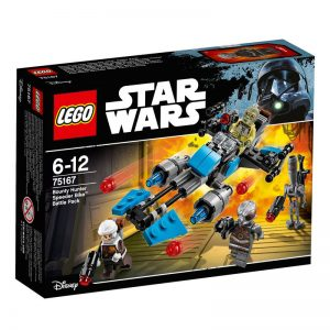 Lego® Pack de Batalha Speeder Bike | Lego Star Wars