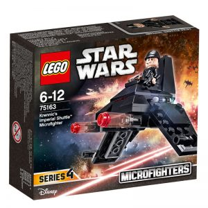 Lego® Microfighter Imperial Shuttle de Krennic | Lego Star Wars