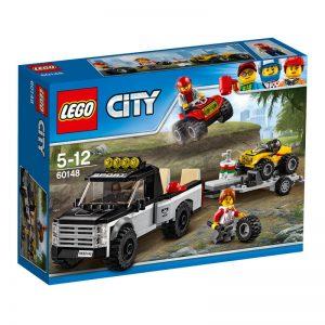 Lego® Equipe Todo o Terreno de Corrida Lego City