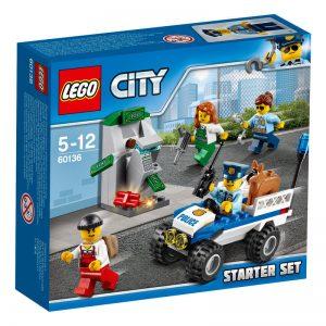 Lego® Conjunto de Introdução: Police Lego City