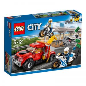 Lego® Camião Grua em Dificuldade | Lego City