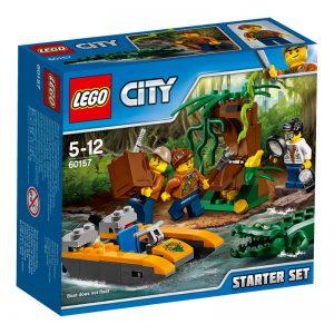 Lego® Selva | Conjunto de Introdução | Lego City