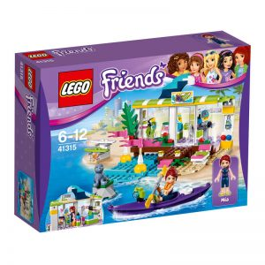 Lego® Loja de Surf Heartlake | Lego Friends