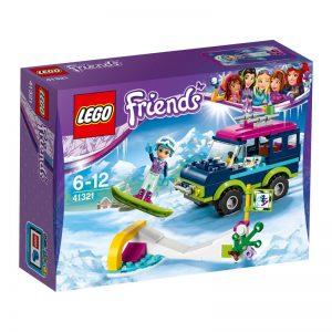 Lego®  Estação de Esqui Todo terreno | Lego Friends