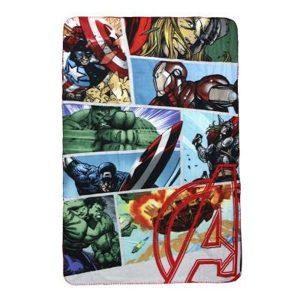 Manta Polar 100 x 150 cm The Avengers