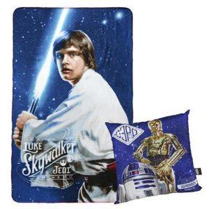 Manta e Almofada Star Wars