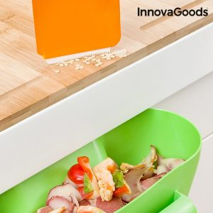 Recipiente Pendurável Para Desperdícios InnovaGoods Kitchen Foodies
