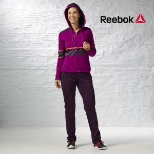 Reebok® Fato de Treino Slim Ts Stretch Senhora
