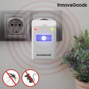 Repelente De Insetos E Roedores Com LED InnovaGoods Home Pest | Pack 2