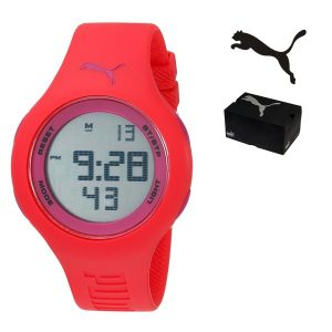 Relógio Puma® Drop Pink | 5ATM