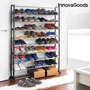 Sapateira InnovaGoods Home Organize | 50 Pares