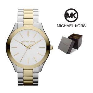 Relógio Michael Kors® Runway Slim Golden Two Tone | 5ATM