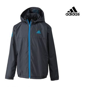 Adidas® Casaco Windbreak Drak Grey Junior