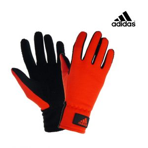 Adidas® Luvas Red & Black | Running | Cycling | Training