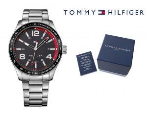 Relógio Tommy Hilfiger® Sport Black Dial | 3ATM
