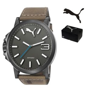 Relógio Puma® Ultrasize 50 Black | 10ATM