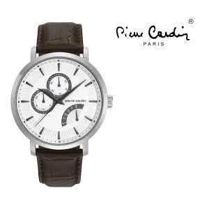 Relógio Pierre Cardin® Pompe Homme Steel Brown | 5ATM